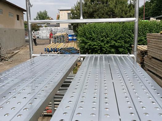 Lešení ocelové pozinkované
