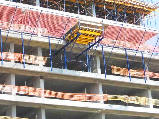 Bezpečnostní systémy stavebních sítí